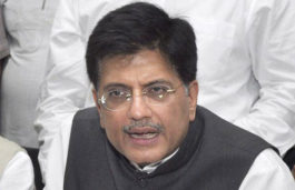 Over 44235 MW accumulative capacity of Renewable Energy installed in the Country: Piyush Goyal