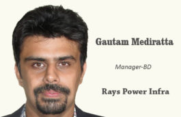 The banking system in India is not well developed compared to other countries: Gautam Mediratta, Manager-BD, Rays Power Infra.