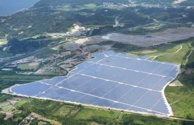 Renewable energy power plant developer Renova