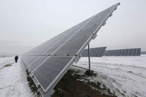 Russia Solar Energy