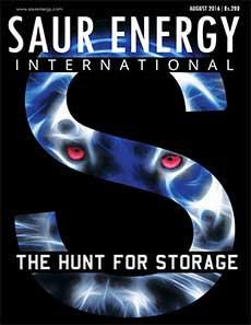 Saur Energy International August 2016