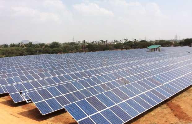 Solar Plant in Haryana