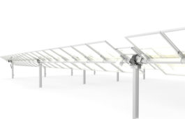 SunLink Introduces TechTrack Distributed Single Axis Solar Tracker Solution