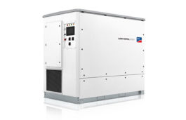 SMA introduces new Sunny Central 2500-EV-US central inverter