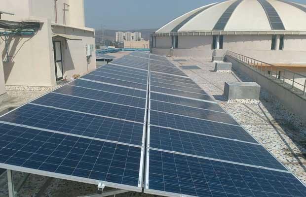 Waaree Energies installs solar rooftop panels at Growel's corporate office in Mumbai
