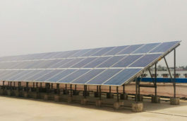 Police stations in Kakinada district of Andhra Pradesh taps into solar power