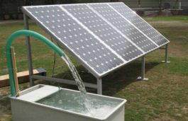 Under KUSUM Scheme, Govt. to Provide 2.75 Million Solar Pumps to Farmers
