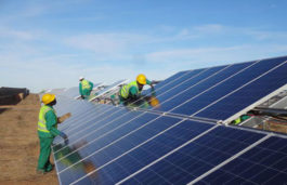 West Texas To Have Largest Solar Plant Build By California Company