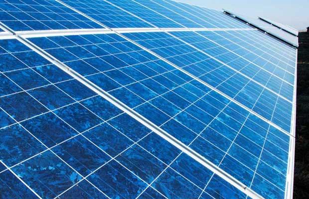 solar park in Pavagada