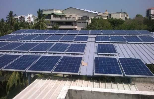 solar power goa