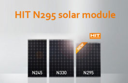 Panasonic Announces The Launch of New HIT N295 PV Module For Europe