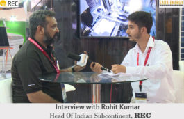 Interview with Rohit Kumar, Head of Indian Subcontinent, REC