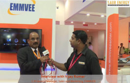 Interview with Vijay Kumar C R General Manager, Sales and Marketing, EMMVEE