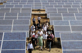 China's GCL, Softbank Ink $930 Million Pact to Set up Solar Venture in India