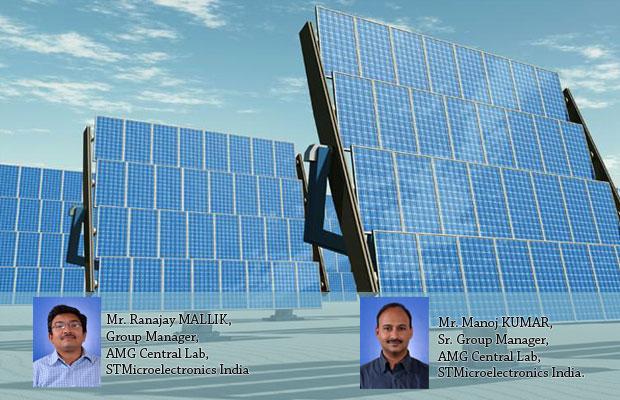 Semiconductors in Solar Power