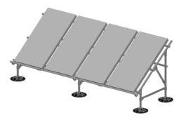 PHP Systems/Design Launches Solar Panel Mounting System