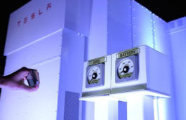 Tesla to address the California's power demand with massive 20 MW Powerpack system