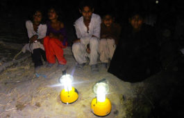 Solar Power intervention in villages of Khandwa gives hope to the students