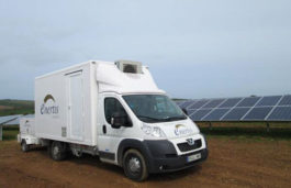 Enertis Solar launches a new mobile laboratory for the analysis of solar PV