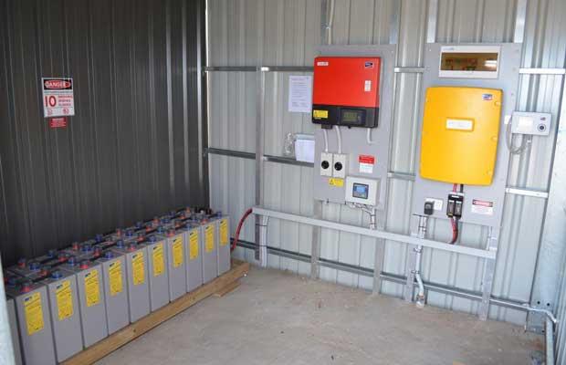 Global Off-Grid Energy Storage System