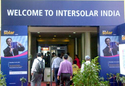 Intersolar India