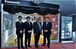 Anchor Electricals announces the launch of Panasonic LED luminaries for Indian market