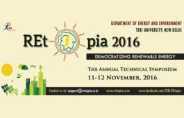 REtopia to host event on Democratizing Renewable Energy at TER University