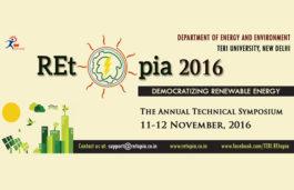 REtopia to host event on Democratizing Renewable Energy at TER University