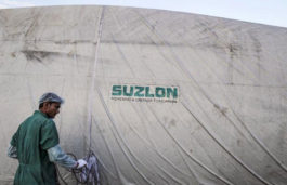 Suzlon Net Loss Trims Down to Rs 337 Crore in Last Quarter