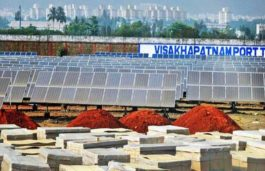 Visakhapatnam Port Trust planning another 5MW solar plant