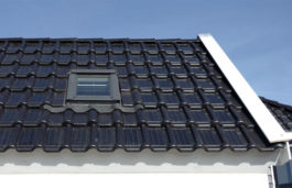 ZEP to launch Solar Roof Tile on October 7, 2016