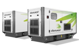 Danvest Energy introduces a cost-efficient compact hybrid system for solar–diesel micro grids