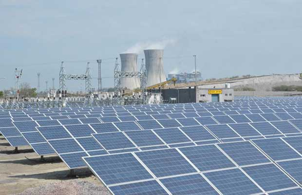 solar PV parks