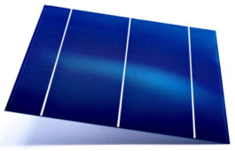UNSW develops a new PERC technology solar cell