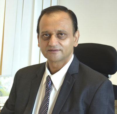 Mr. Ashish Khanna