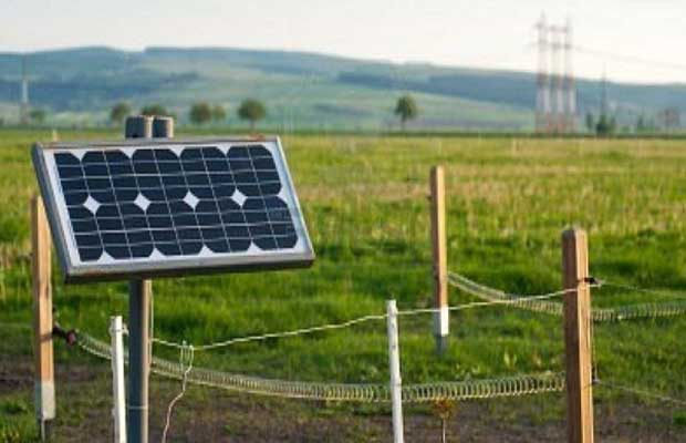 Farmers advised to use solar fencing