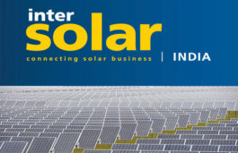 Intersolar India 2016: Dynamic expansion in the Indian Solar Market