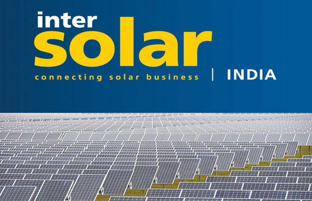 Intersolar India 2016