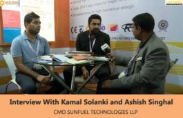 Interview With Kamal Solanki, CEO and Ashish Singhal, CMO SUNFUEL TECHNOLOGIES LLP
