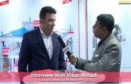 Interview with Vikas Almadi C E O & Director DEHN INDIA PVT LTD