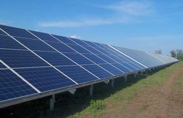Kamuthi Solar Power
