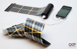 infinityPV raises 1,250,000 DKK for its compact solar charger through kickstarter campaign