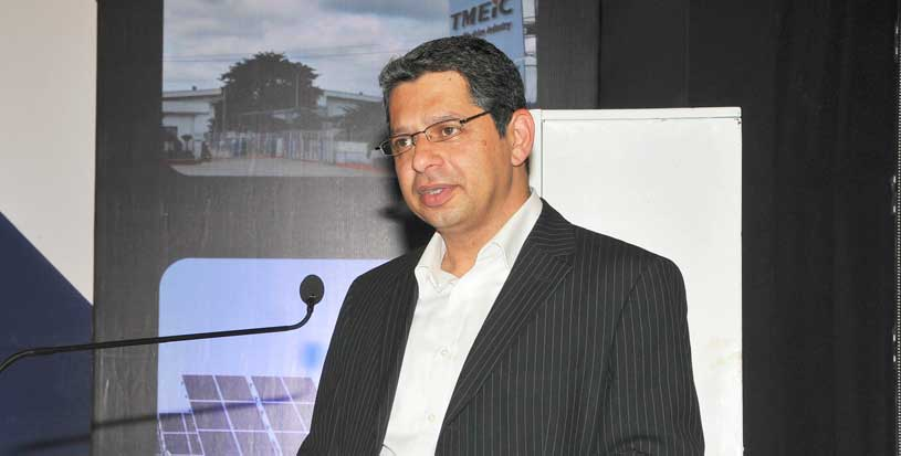 Mr Syed Abbas