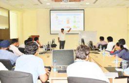 "NISE conducting sixth, 3-Day Skill Development Program on Solar PV system Design using ""PVSYST & PVSOL"""