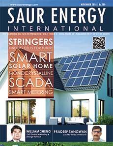 Saur Energy International Magazine November issue