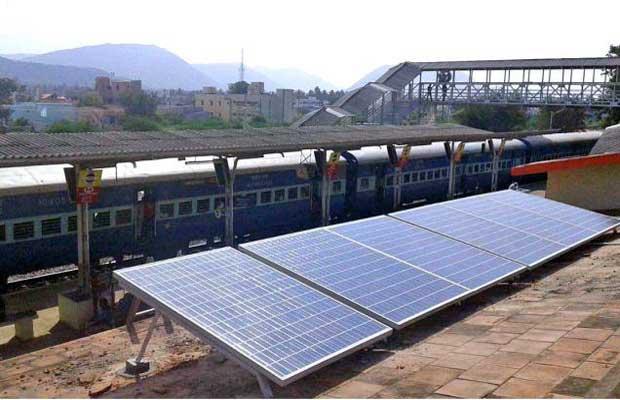Southern Railways Net Metering Rooftop Solar