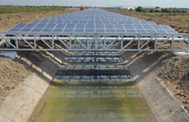 India speeds up the installation of canal solar program