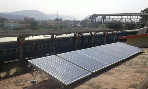 install solar power