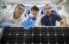 Researchers at Australian University discovers new way to make perovskite solar cells
