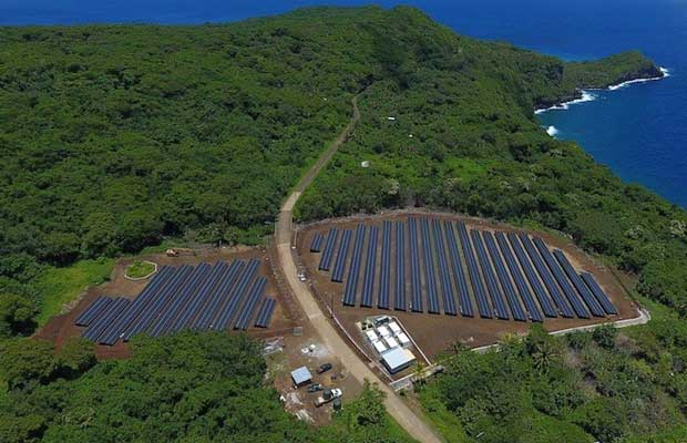 solar generation capacity